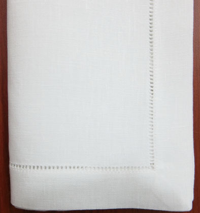 2 Hemstitch white linen (4)