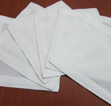 9 15x15 cm white cotton (1)