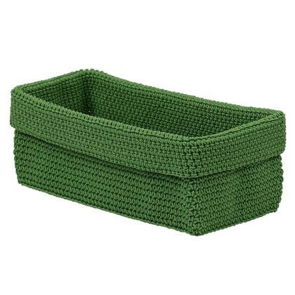 2 Green 11 x 5 x 5.25; 5.5 x 5.5 x 6 (1)