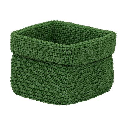 2 Green 11 x 5 x 5.25; 5.5 x 5.5 x 6 (2)